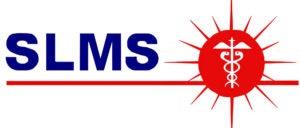 SLMS logo, mellolaser.se